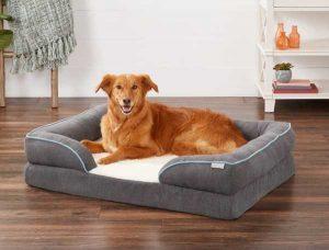 orthopedic dog bed for large dog with arthritis